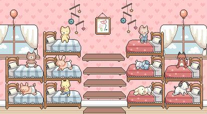 小动物睡觉的看图说话图片大全