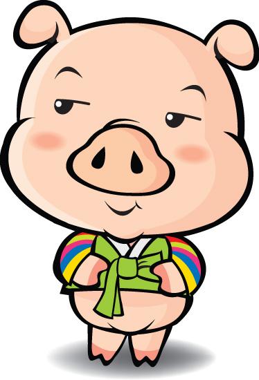 小猪唏哩呼噜和他的弟弟 不知趣的猴子掌柜  关注 智慧山微信公众号