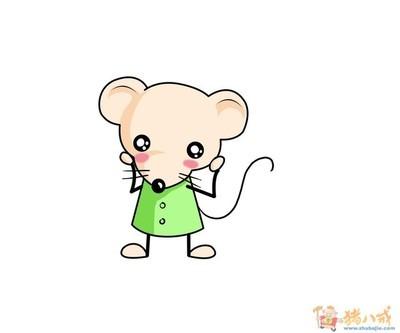 2016小老鼠微信头像