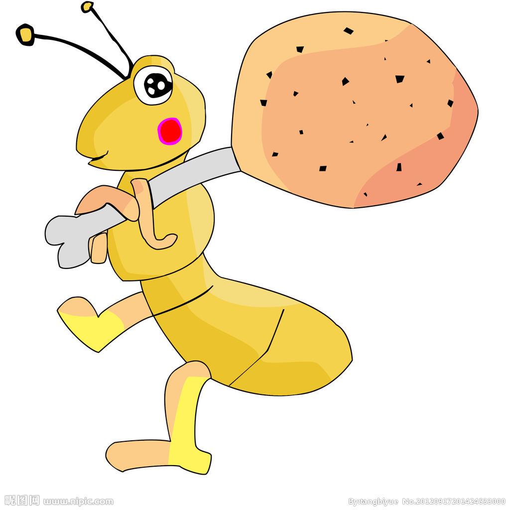 第三节 鼻子上的蚂蚁