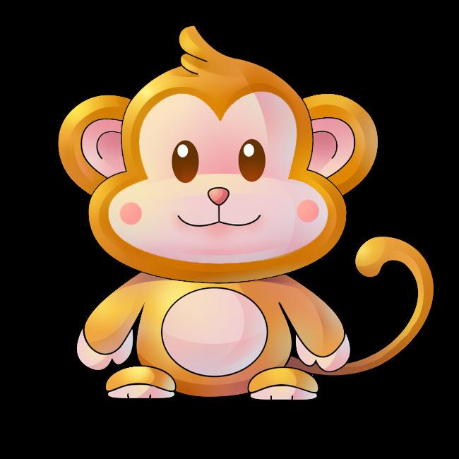王者q版头像猴子