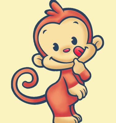 第四十三节 小猴和小猪