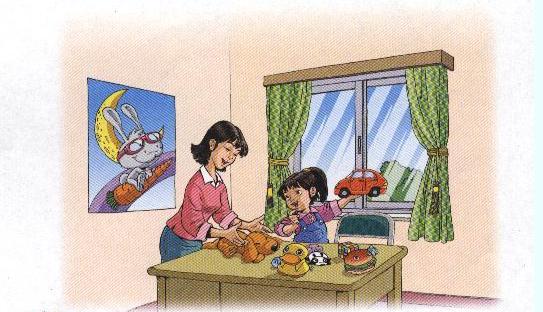 谢谢您妈妈作文_第二十四课 玩具柜台前的孩子 - 智慧山